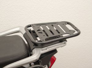 TIGER Explorer 1200 Topcase Carrier / Luggage Rack Black. CLEARANCE PRICE!
